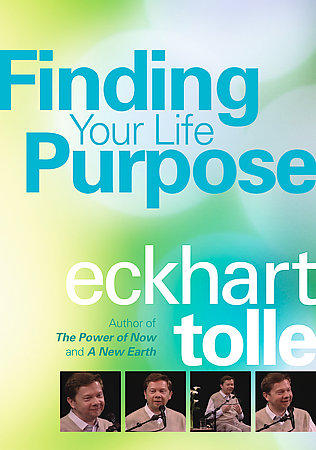 ECKHART TOLLE:FINDING YOUR LIFE PURPO BY TOLLE,ECKHART (DVD)