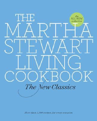 The Martha Stewart Living Cookbook By Martha Stewart Living Magazine (COR)